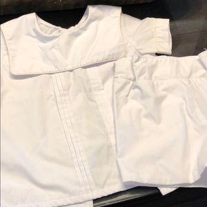 TBBC 3T white set